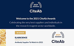 Elabscience CiteAb Awards 2021