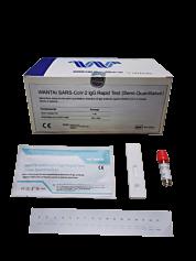 WANTAI SARS-CoV-2 IgG Rapid Test (semi-quantitative) CE IVD