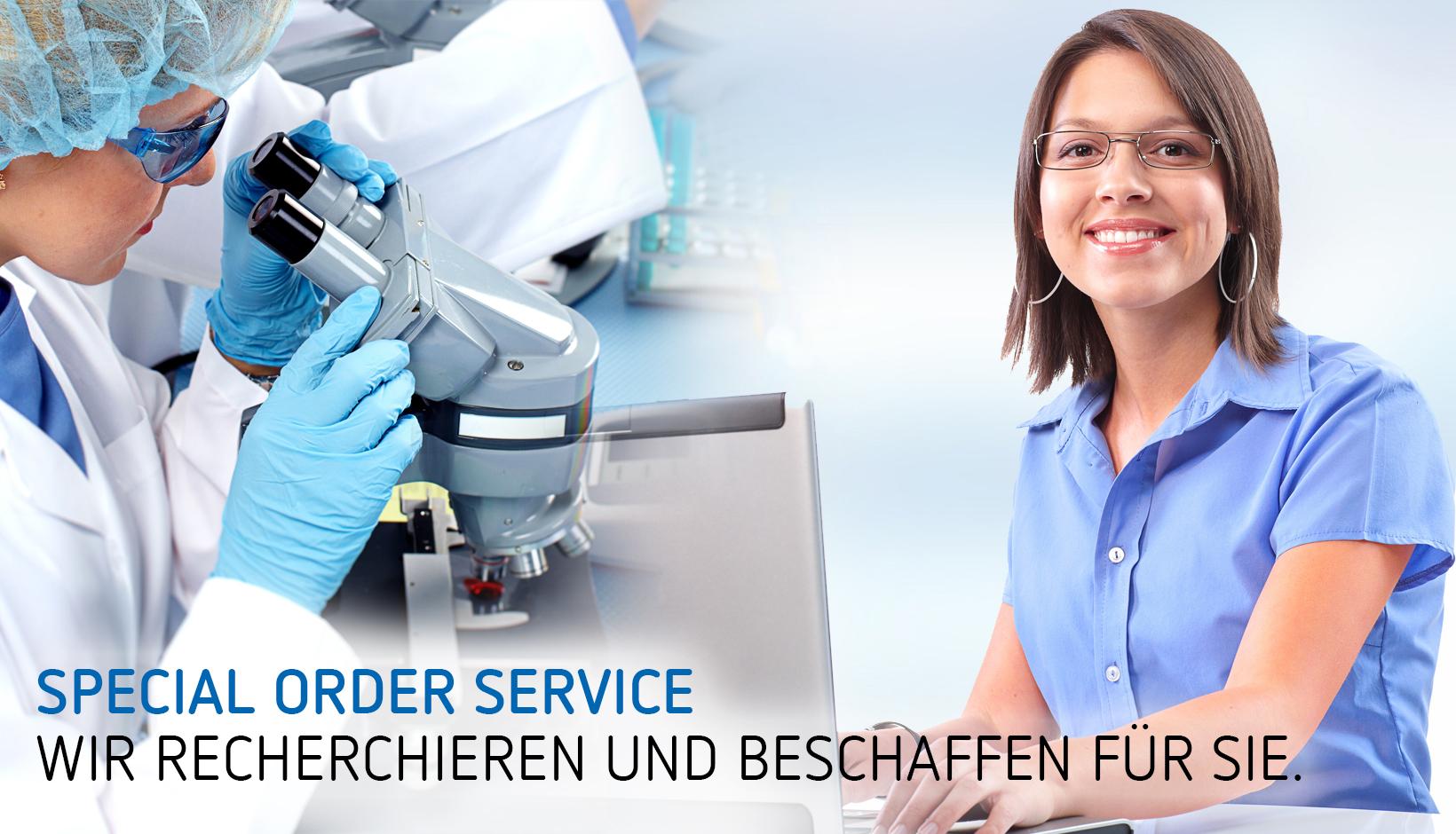 Special Order Service