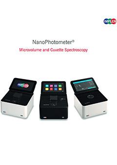 Implen Nanophotometer