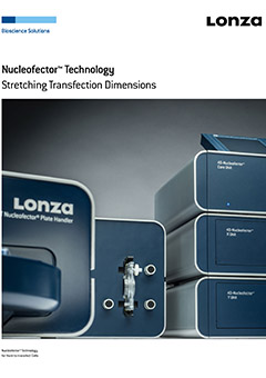 Lonza Nucleofector
