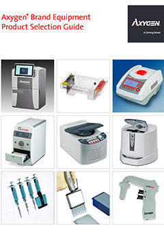 Corning Axygen Brand Equipment Product Selection Guide